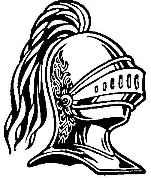 Old FHS Knighthead logo